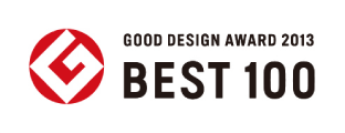 Good Design Award 2013 Best100